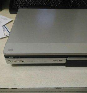 DVD плеер Panasonic DVD-S35E-S