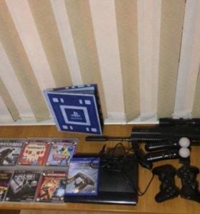 Sony PS3 super slim 250 гб