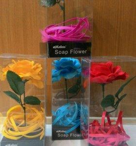Мыло для ванны Цветок