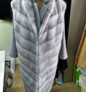Пальто + жилет