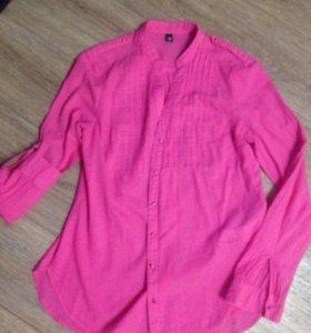 Фирменная рубашка Zolla