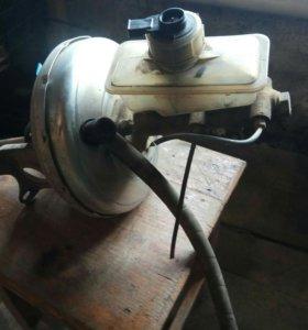 Вакуумный усилитель тормозов (вакумник с ГТЦ)2109