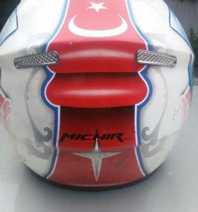 Шлем мото (Эндуро, квадроцикл, снегоход