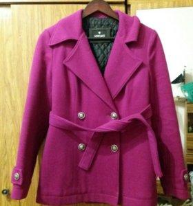 Кашемировое пальто (версаче)