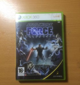 Star Wars The Force Unleashed Xbox360