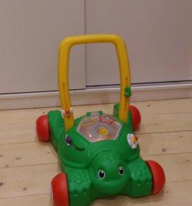 Ходунки - каталка черепаха