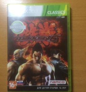 Продаю Tekken 6 xbox 360