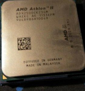 Amd athlon 64 tm ll x2 250 prcessor 3.00ghz