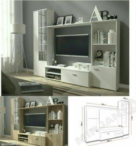 Мебельная стенка АВС