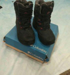 Зимние ботинки Colamdia р.35