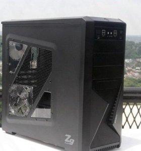 Игровой компьютер - в крутом корпусе Zallman