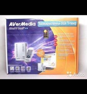 ТВ-тюнер avertv Box 9