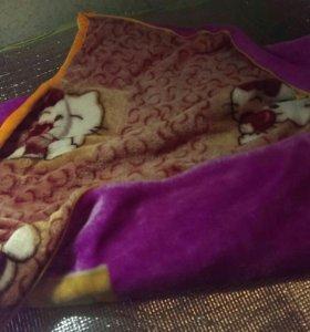Одеялко-конверт.