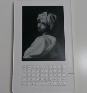Iriver электронная книга с клавиатурой