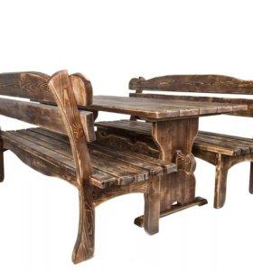 Комплект мебели для бани, дома, ресторанов