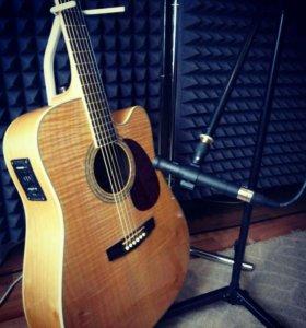Уроки гитары обучение