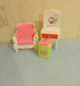 Кукольная мебель, ТОРГ