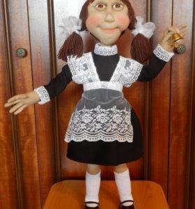 кукла интерьерная каркасная