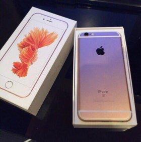 iPhone 6 s 16gb rose gold