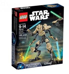⚔️Новый Lego Star Wars* 75112 Генерал Гривус