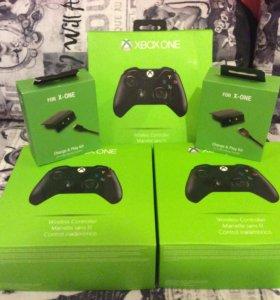 Джойстики геймпады для Xbox ONE новые