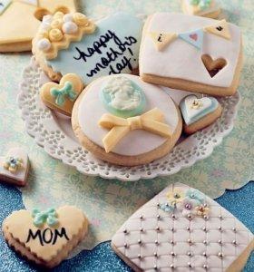 Формочки для печенья и пряников на праздник