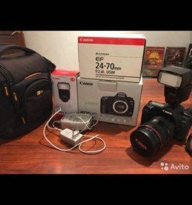 Фотоаппарат EOS Canon 5D Mark ll