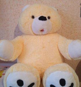 Медведь, мягкая игрушка