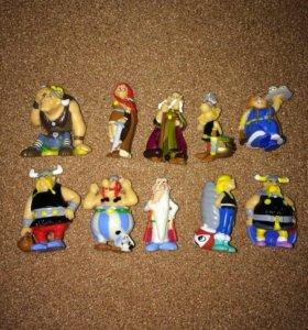 Коллекция викинги