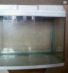 Продам аквариум 80 литров!