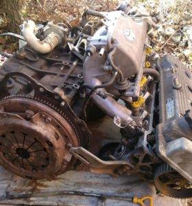 Двигатель 5a fe