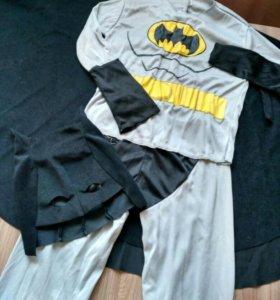 Костюм Бетмен детский 6-8 лет