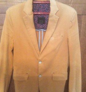 Пиджак мужской ZARA размер 48