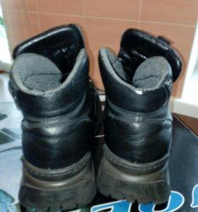 Фирменные качественные ботинки Ральф размер 45