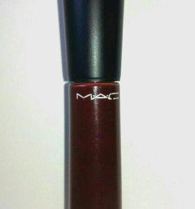 Матовая помада MAC
