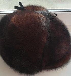 Кепка мужская норковая