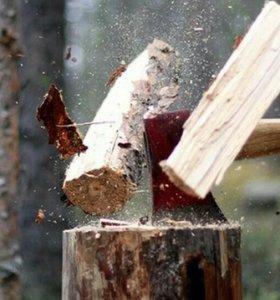 Валежка дров