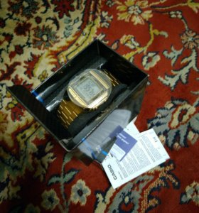 Часы Casio DB 360GN-9A