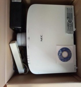 Проектор NEC PA500XG + объектив  ТОРГ/ОБМЕН