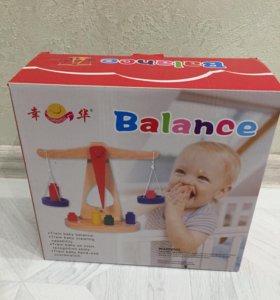 Игра баланс Новая