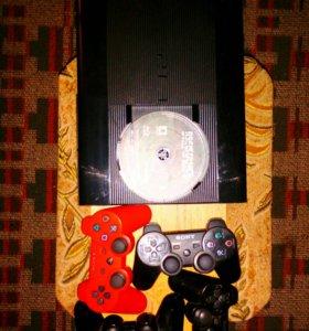 Игровая приставка PS 3 slim 500