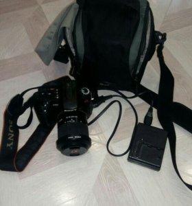 Фотоаппарат Sony a 300