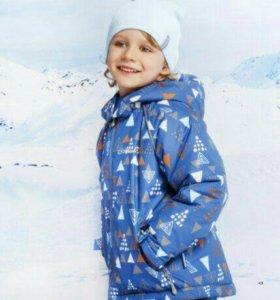 Куртка крокид зима 110-116