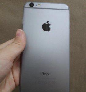Продам iPhone 6 Plus, Space Gray, 64 Gb