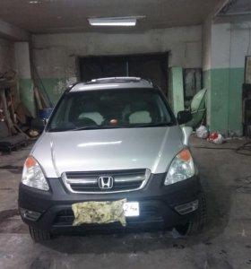 Honda C-RV 2003 AT 2.0 4WD