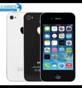 Айфон 4s. 16 ГБ