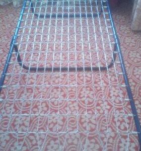 Дачная кровать ( гостевая )