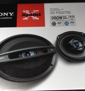 Колонки Sony