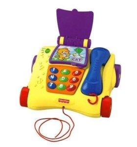 Обучающий телефон Fisher Price