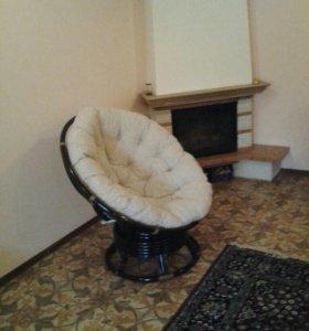 Кресло качалка Papasan комплект 2шт по12000р.